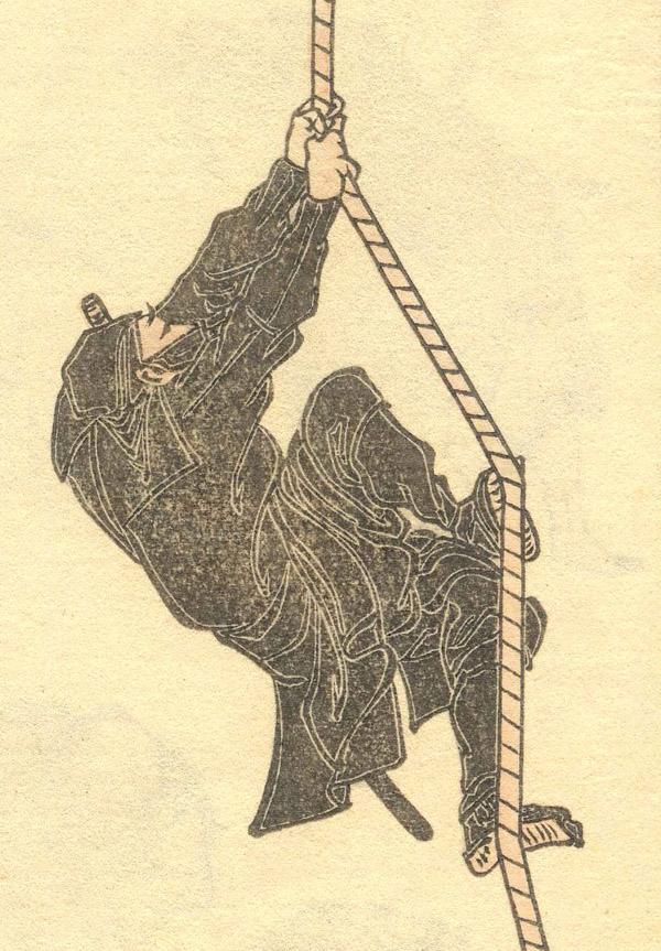 Hokusai-climber